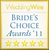 Wedding Wire Brides' Choice 2011